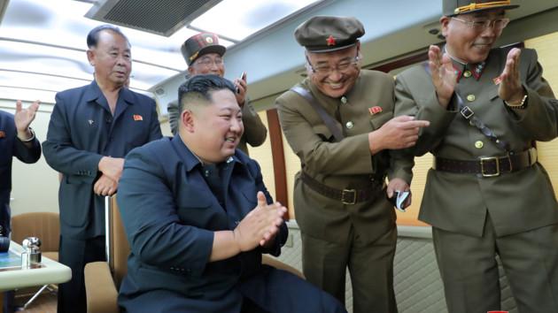 Ракетные пуски в Северной Корее: Пхеньян озвучил детали