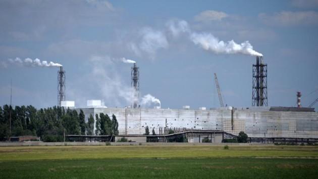 Оккупанты хотят построить в Крыму новый опасный химзавод