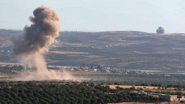 В результате российских авиаударов в Сирии погибли 13 гражданских