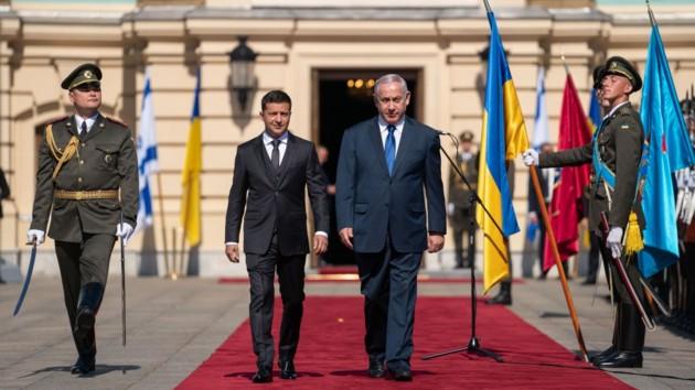 Визит Нетаньяху в Киев: в чем совпадают и расходятся интересы Израиля и Украины