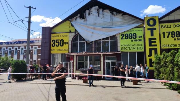 Смертельный пожар в Одессе: появились свидетельства постояльцев