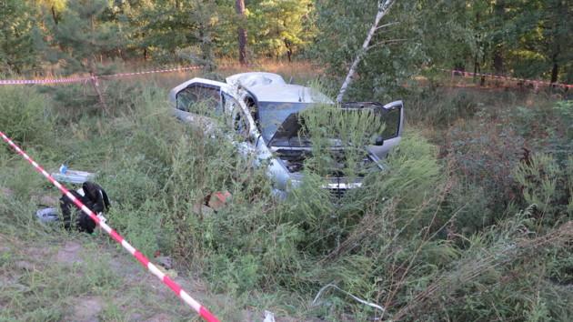 Смертельное ДТП с такси в Киеве: новые детали и фото с места происшествия