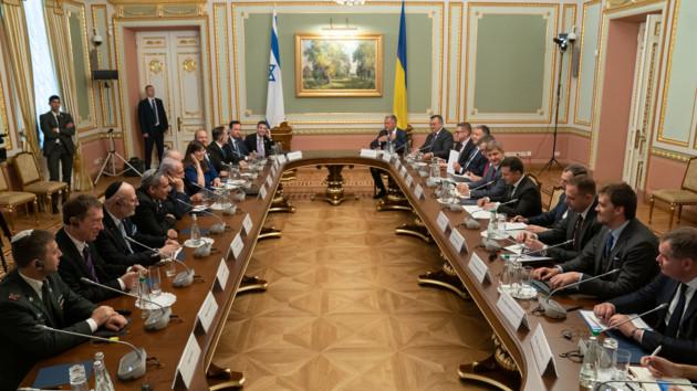 Зеленский рассказал, когда Украина ожидает ратификацию соглашения о ЗСТ с Израилем