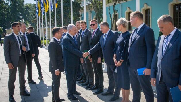 Аваков и Нетаньяху обсудили миграционную политику