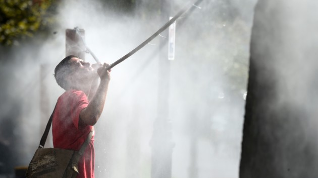 В Херсонской области из-за аномальной жары погибли два человека
