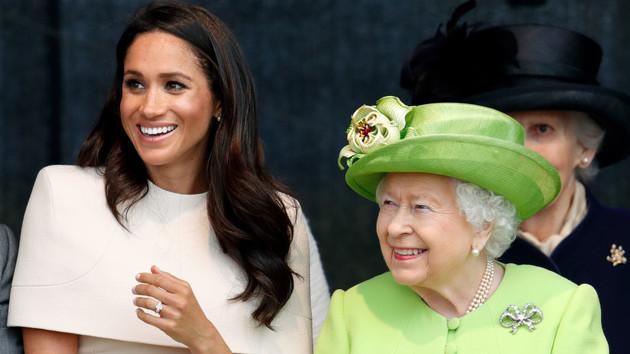 Королева Елизавета ІІ запретила упоминать о Меган Маркл в ее присутствии - СМИ