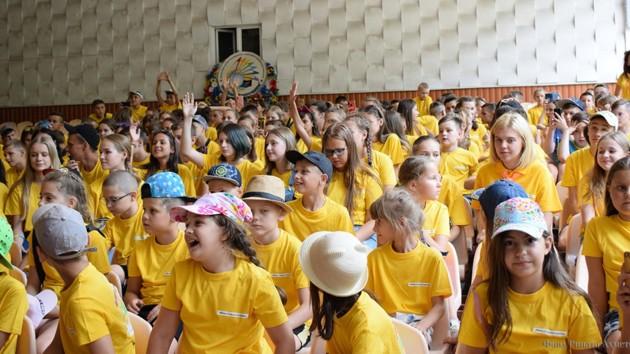 Фонд Рината Ахметова подведет итоги пятого сезона проекта «Ринат Ахметов – детям. Мирное лето»