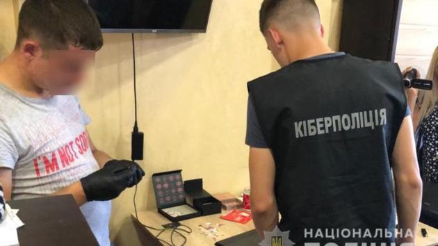 Киберполиция разоблачила банду, которая обворовывала банковские счета украинцев: фото