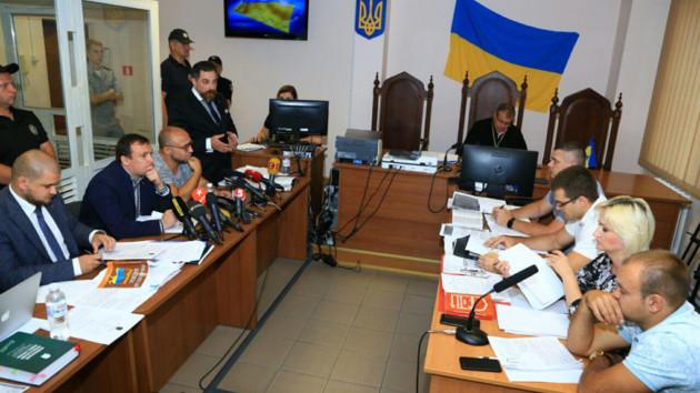 Смертельный пожар в Одессе: суд выбрал меру пресечения владельцу отеля