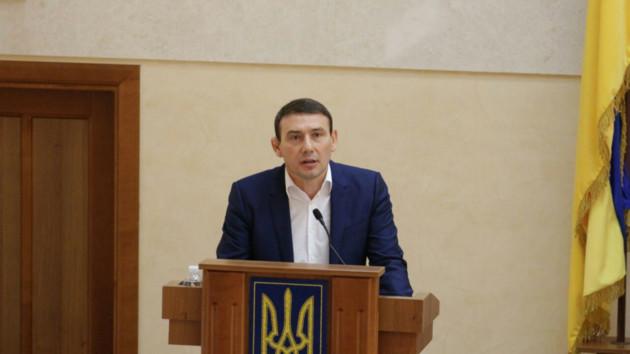 Сергей Паращенко стал новым главой Одесского областного совета