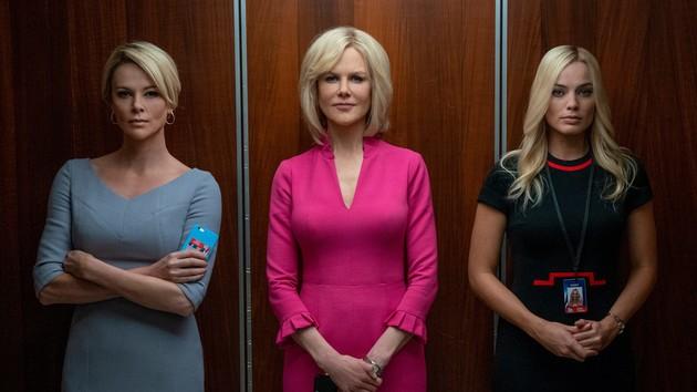 Появился первый трейлер фильма о сексуальных домогательствах в Fox News