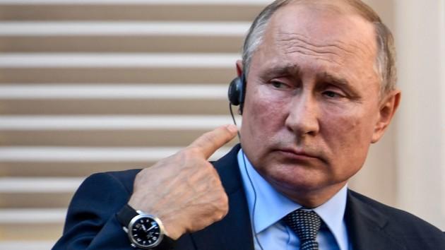 Саакашвили рассказал о «троянском коне» Путина на Донбассе