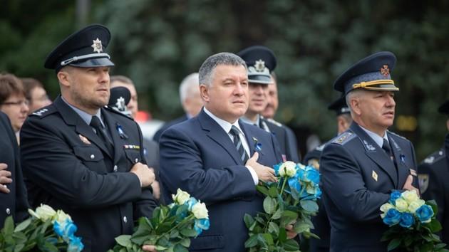 Аваков назвал шокирующее число погибших сотрудников МВД за годы независимости