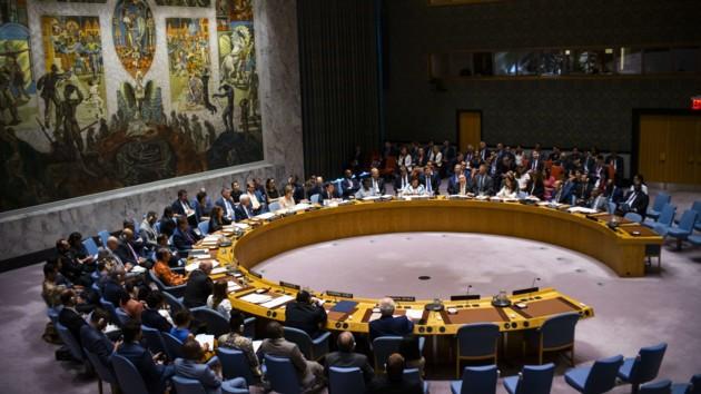 Россия и Китай ветировали резолюцию Совбеза ООН по Сирии