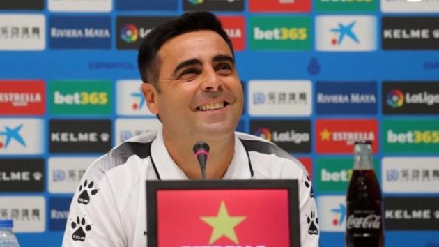 """Тренер """"Эспаньола"""": """"Нам пришлось много страдать, чтобы выиграть"""""""