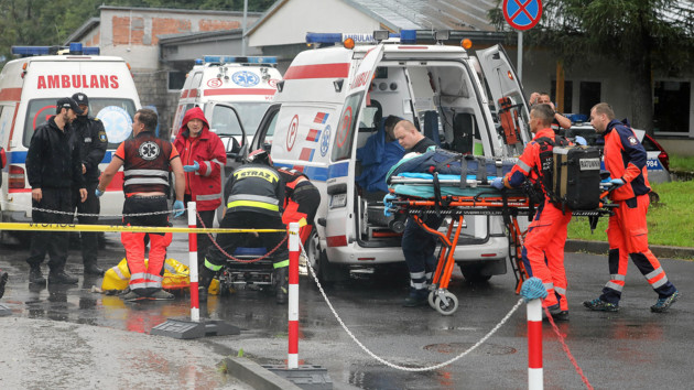 Смертельная буря в Польше: число пострадавших растет