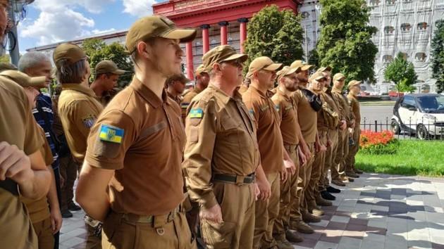 Марш Защитников Украины в День Независимости: онлайн-трансляция