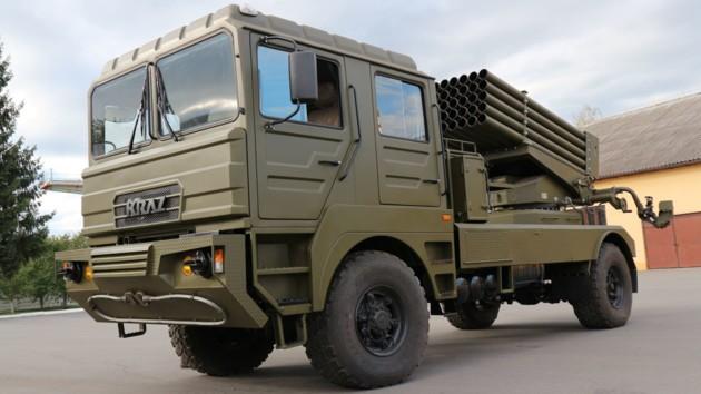 Армия Украины получит новые реактивные системы: что известно о БМ-21УМ «Берест»