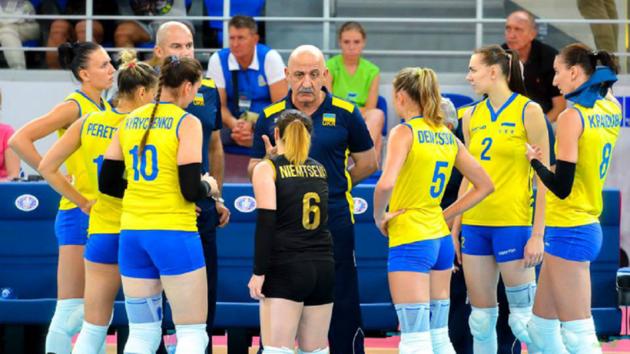 Сборную Украины разгромили на чемпионате Европы