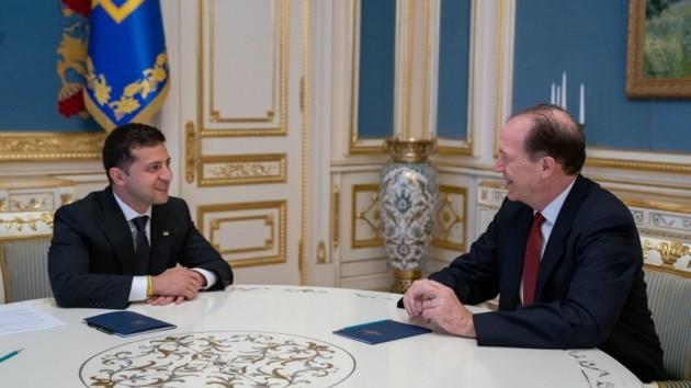 Как Зеленский встречался с делегацией Всемирного банка: опубликованы фото