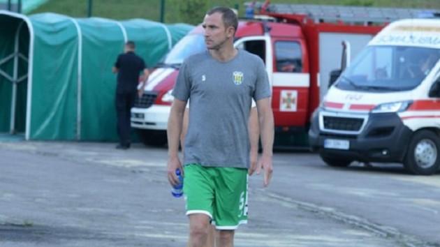 Александр Кучер на тренировке сломал ногу