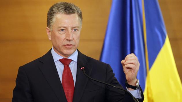 Украину не будут подталкивать к выборам на оккупированном Донбассе - Волкер