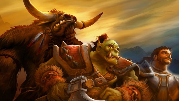Вышла World of Warcraft Classic: тысячи игроков толпятся в очередях