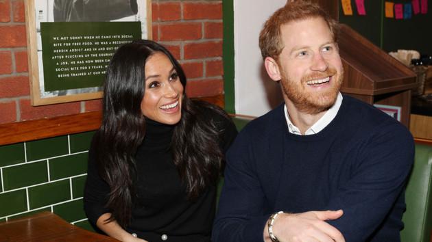Как Меган Маркл и принц Гарри познакомились: вся правда об их первой встречи