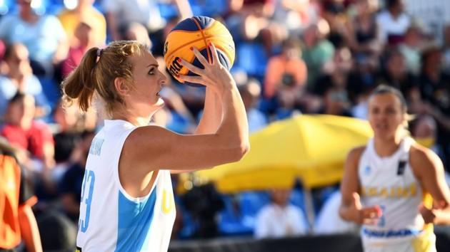 Женская и мужская сборные Украины вышли в четвертьфинал баскетбольного Евро