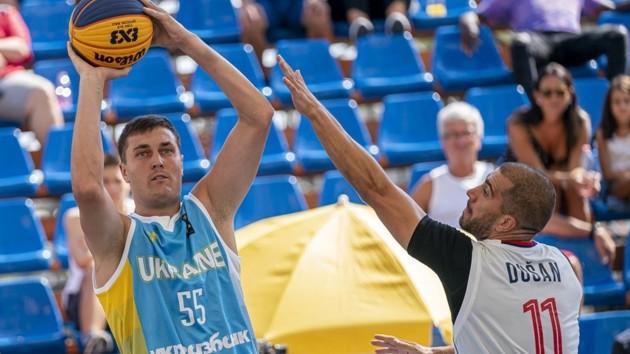 Мужская и женская сборные Украины завершили выступление на чемпионате Европы 3х3