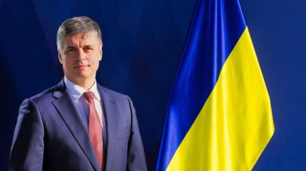 Вадим Пристайко. Фото: twitter.com/mfa_ukraine