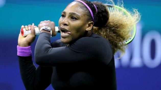 Серена Уильямс на US Open-2019