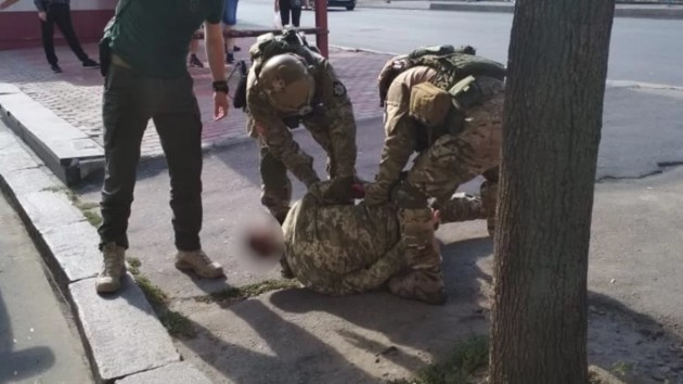 В Житомирской области военный-контрактник торговал амфетамином