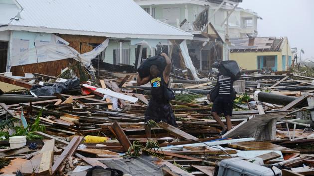 "На Багамах из-за урагана ""Дориан"" пропали без вести 2,5 тысячи человек"