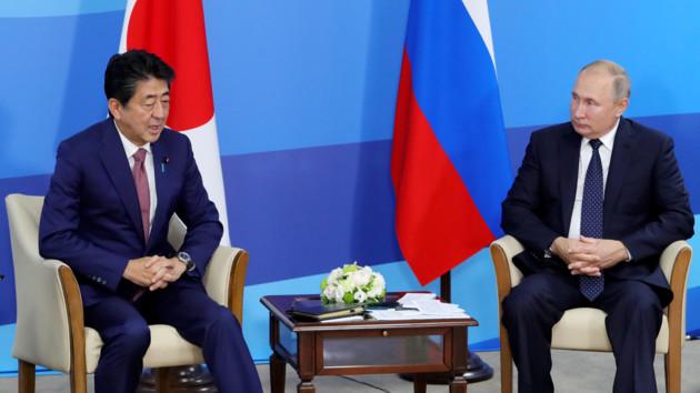Встреча Путина и Абэ: о чем договорились