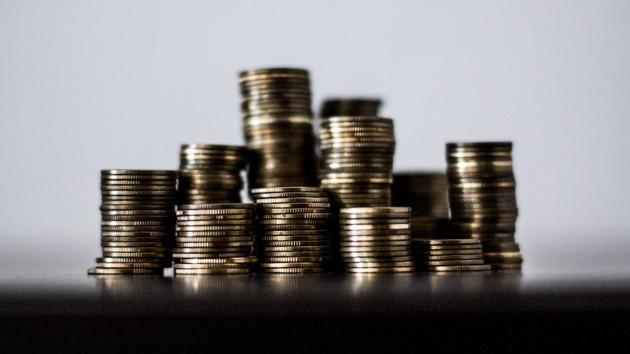 Украина уменьшила госдолг в долларах