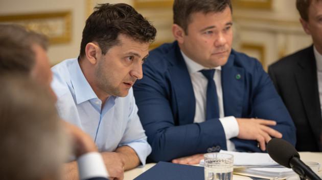 Богдан объяснил трудности с переездом Офиса президента
