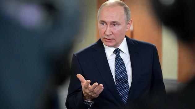 Климкин объяснил, почему Украине нельзя соглашаться на условия Путина по возвращению Донбасса
