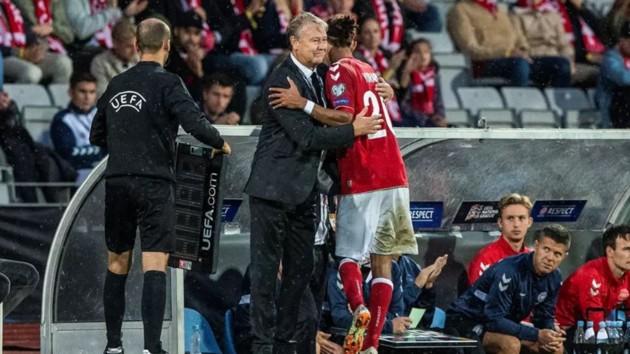 """Шесть голов """"карлику"""": обзор матча Гибралтар - Дания в отборе на Евро-2020"""