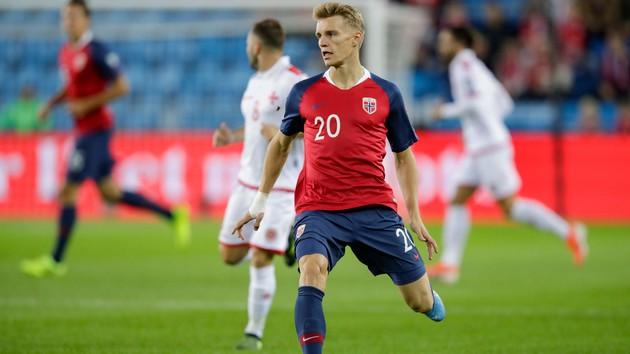Обзор матча Норвегия - Мальта в отборе на Евро-2020
