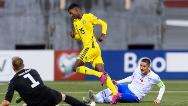 Швеция не пожалела Фареры: обзор отборочного матча на Евро-2020