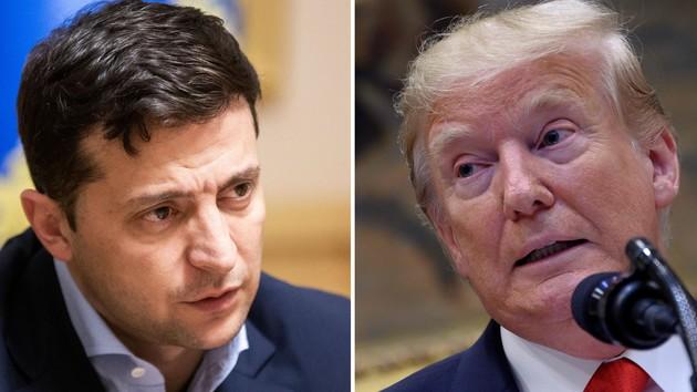 В Минфине США прокомментировали сообщения о давлении Трампа на Зеленского