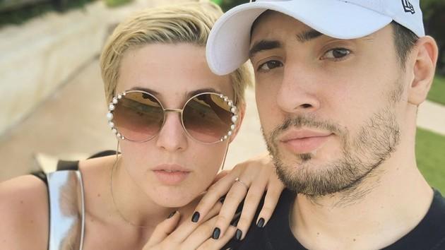 Эпатажная MARUV показала редкий снимок с мужем