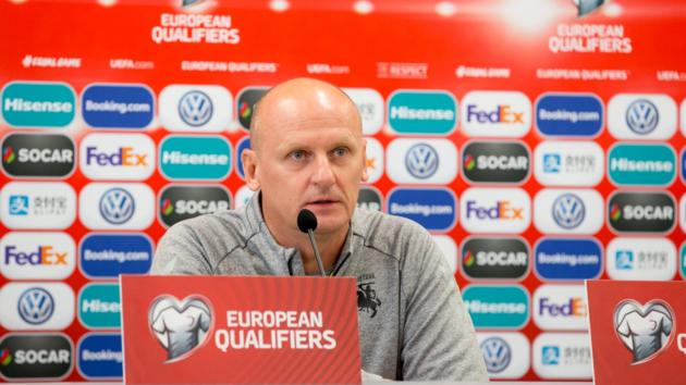 Тренер 130-й сборной в рейтинге ФИФА пригрозил обыграть Украину