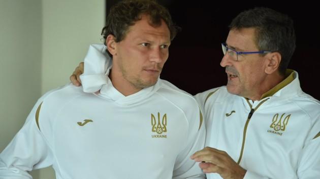 Шева будет мстить Литве за Блохина: Пятов раскрыл еще один подтекст матча отбора