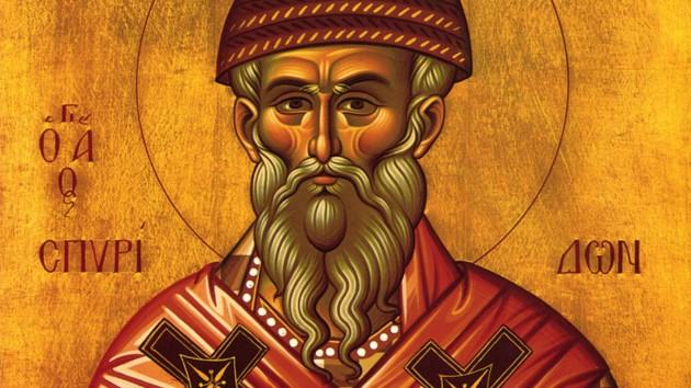 В Киеве везут чудотворные мощи Спиридона Тримифунтского