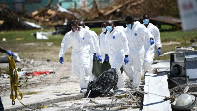 После урагана США не будут предоставлять жителям Багам статус «временно защищенных лиц»