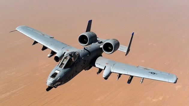 Самолет ВВС США случайно выпустил ракету над Аризоной: подробности