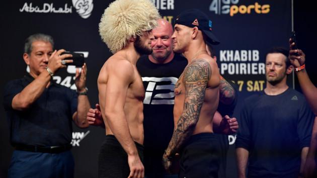 Бойня в UFC Нурмагомедов - Порье: когда начало и где смотреть