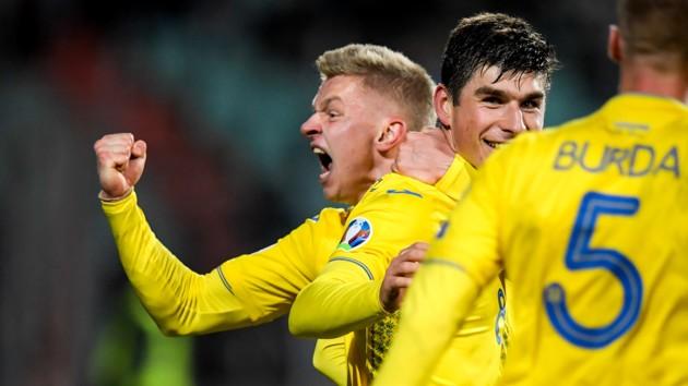 Зинченко тремя словами охарактеризовал сборную Украины